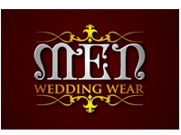 logo of men wedding wear